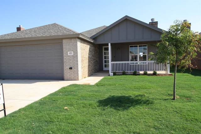 6953 22nd Place, Lubbock, TX 79407 (MLS #201907720) :: Lyons Realty