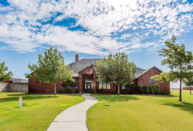 7002 N County Road 2160, Lubbock, TX 79415 (MLS #201907733) :: The Lindsey Bartley Team