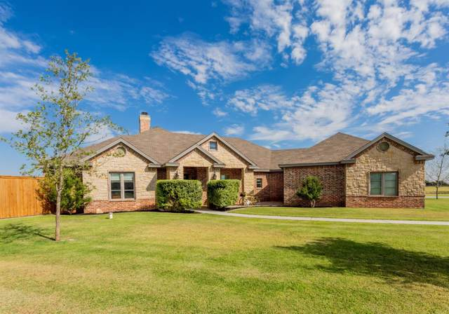 7007 N County Road 2160, Lubbock, TX 79415 (MLS #201907735) :: Stacey Rogers Real Estate Group at Keller Williams Realty