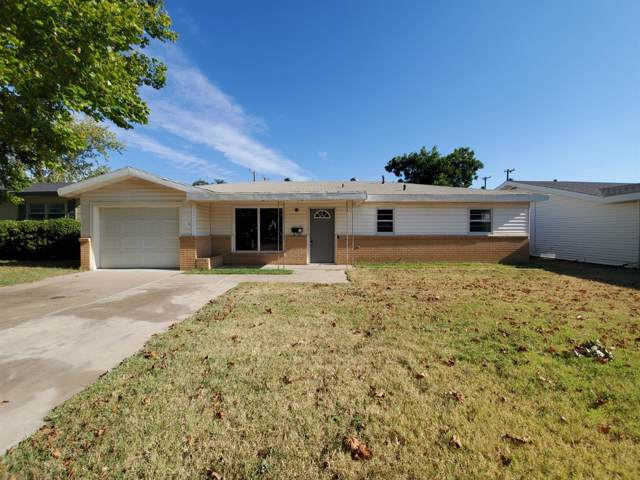 4314 29th Street, Lubbock, TX 79410 (MLS #201907743) :: Stacey Rogers Real Estate Group at Keller Williams Realty
