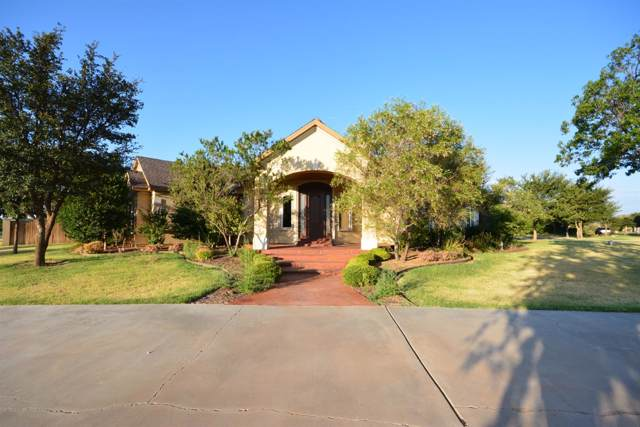 5501 County Road 7530, Lubbock, TX 79424 (MLS #201907747) :: The Lindsey Bartley Team