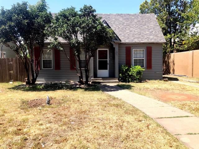 1806 Ave X, Lubbock, TX 79401 (MLS #201907758) :: Reside in Lubbock | Keller Williams Realty