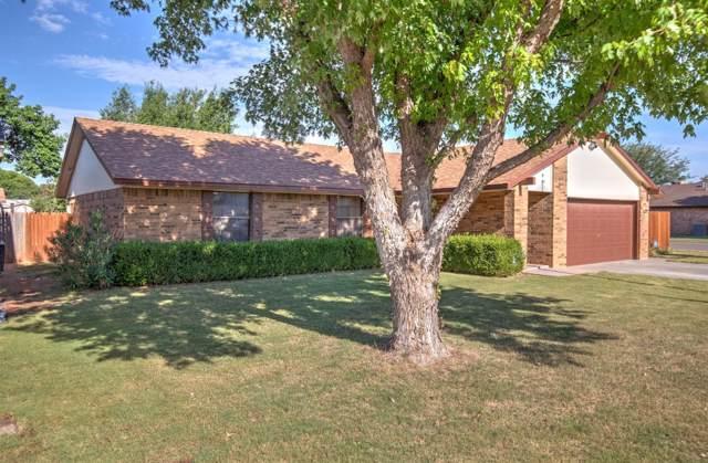 8602 Elkridge Avenue, Lubbock, TX 79423 (MLS #201907765) :: Lyons Realty