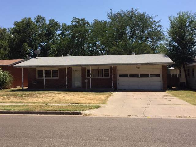 3807 26th Street, Lubbock, TX 79410 (MLS #201907781) :: McDougal Realtors