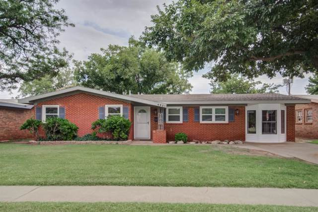 4921 49th Street, Lubbock, TX 79414 (MLS #201907782) :: Stacey Rogers Real Estate Group at Keller Williams Realty