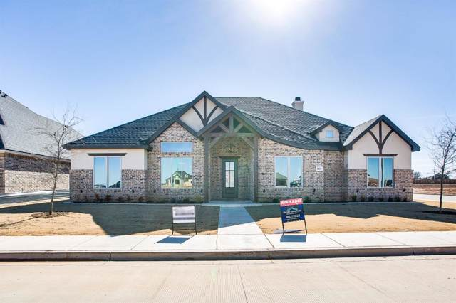 5309 111th Street, Lubbock, TX 79424 (MLS #201907802) :: Lyons Realty