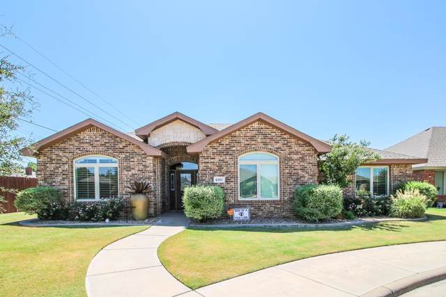 6101 76th Street, Lubbock, TX 79424 (MLS #201907803) :: Stacey Rogers Real Estate Group at Keller Williams Realty