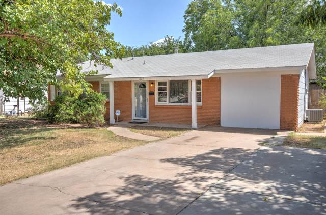 1507 43rd Street, Lubbock, TX 79412 (MLS #201907805) :: Stacey Rogers Real Estate Group at Keller Williams Realty
