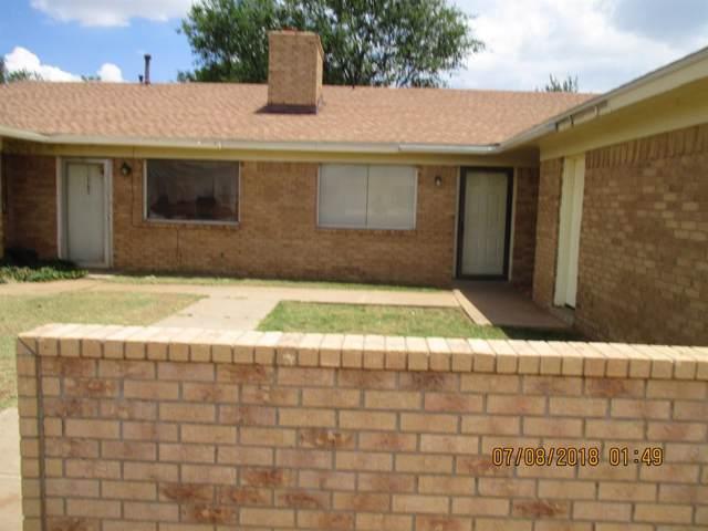 608 N Elkhart Street, Lubbock, TX 79416 (MLS #201907810) :: Lyons Realty