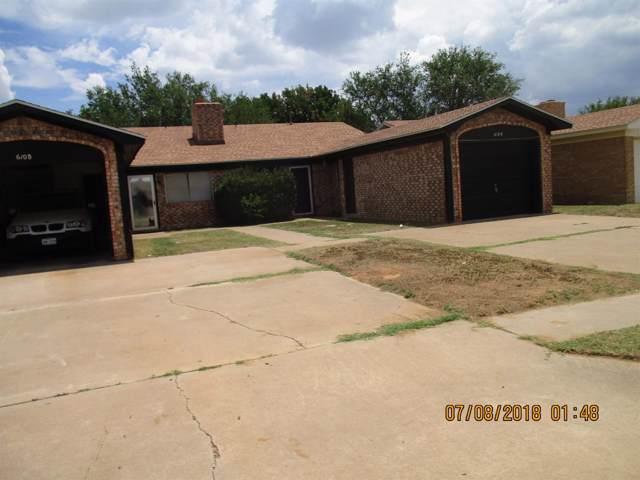610 N Elkhart Street, Lubbock, TX 79416 (MLS #201907813) :: Lyons Realty