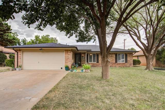 6407 Elkhart Avenue, Lubbock, TX 79424 (MLS #201907819) :: Stacey Rogers Real Estate Group at Keller Williams Realty