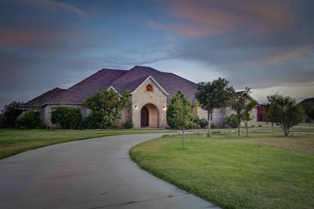 3405 County Road 7610, Lubbock, TX 79423 (MLS #201907822) :: Stacey Rogers Real Estate Group at Keller Williams Realty