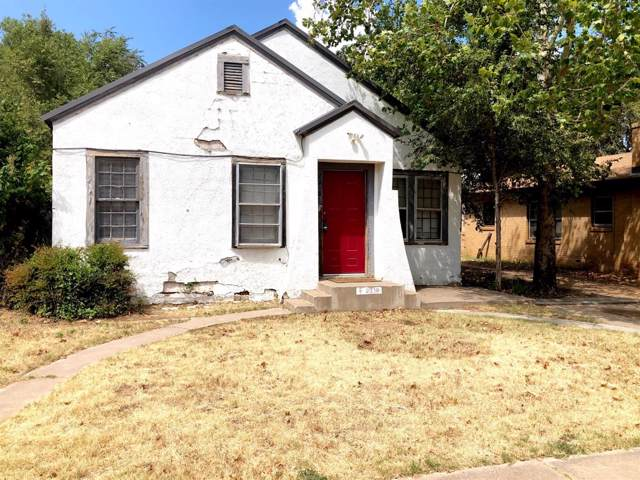 2218 15th Street, Lubbock, TX 79401 (MLS #201907823) :: Stacey Rogers Real Estate Group at Keller Williams Realty