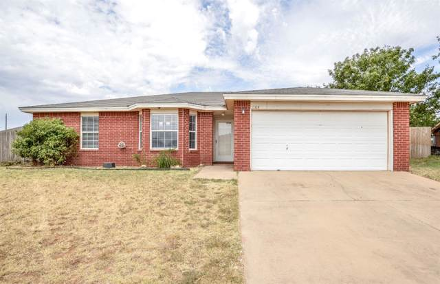 1104 Kline Avenue, Lubbock, TX 79416 (MLS #201907825) :: Stacey Rogers Real Estate Group at Keller Williams Realty