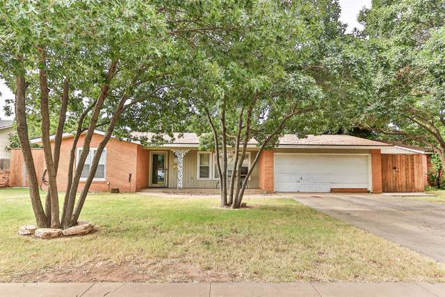 3707 42nd Street, Lubbock, TX 79413 (MLS #201907826) :: Lyons Realty