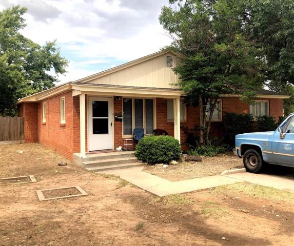 1716 46th Street, Lubbock, TX 79412 (MLS #201907832) :: Stacey Rogers Real Estate Group at Keller Williams Realty
