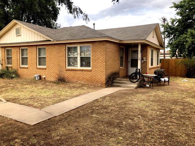 1718 46th Street, Lubbock, TX 79412 (MLS #201907833) :: Stacey Rogers Real Estate Group at Keller Williams Realty