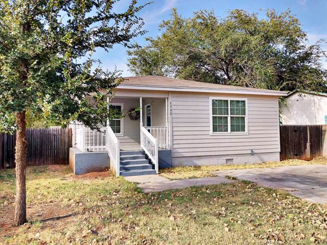 2522 Amherst Street, Lubbock, TX 79415 (MLS #201907856) :: Stacey Rogers Real Estate Group at Keller Williams Realty