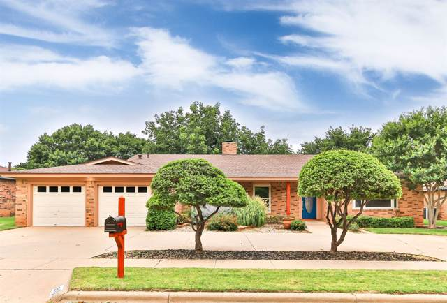 5510 76th Street, Lubbock, TX 79424 (MLS #201907859) :: Stacey Rogers Real Estate Group at Keller Williams Realty