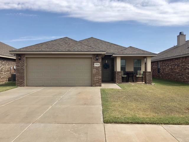 5514 E 112th Street, Lubbock, TX 79424 (MLS #201907866) :: Stacey Rogers Real Estate Group at Keller Williams Realty