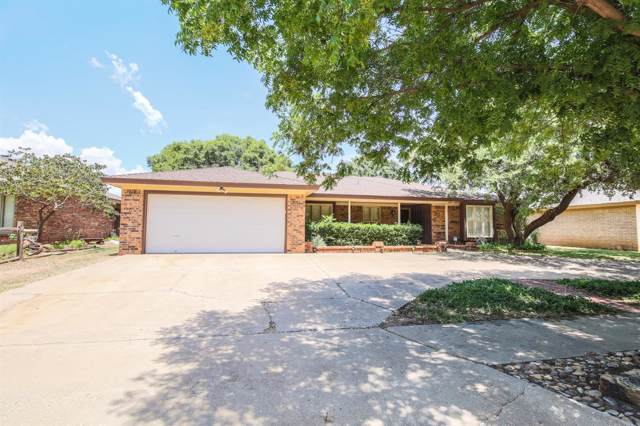 5610 72nd Street, Lubbock, TX 79424 (MLS #201907871) :: Lyons Realty