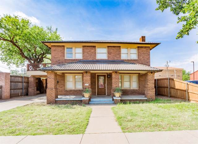 2305 Broadway, Lubbock, TX 79401 (MLS #201907884) :: The Lindsey Bartley Team
