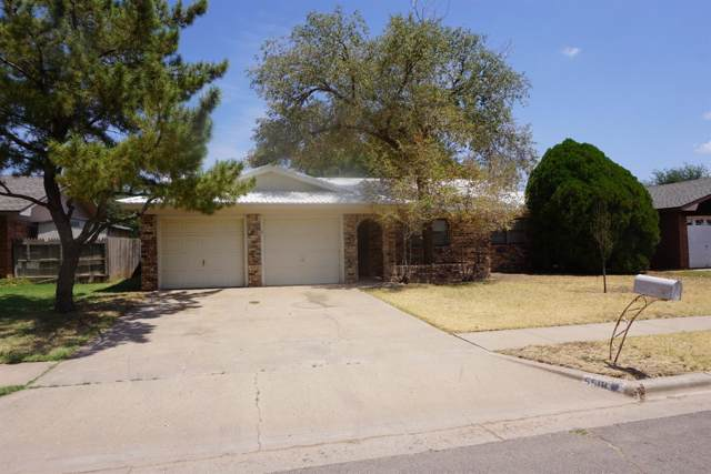 5518 1st Place, Lubbock, TX 79416 (MLS #201907907) :: Lyons Realty