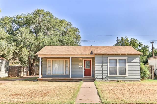 3412 32nd Street, Lubbock, TX 79410 (MLS #201907921) :: Stacey Rogers Real Estate Group at Keller Williams Realty