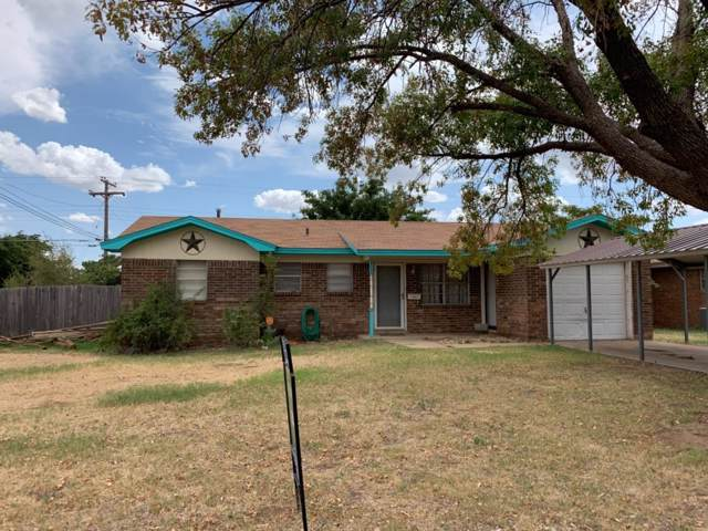 310 Hickory Street, Levelland, TX 79336 (MLS #201907934) :: Stacey Rogers Real Estate Group at Keller Williams Realty