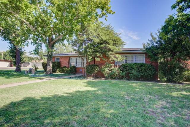 2520 58th Street, Lubbock, TX 79413 (MLS #201907935) :: Lyons Realty