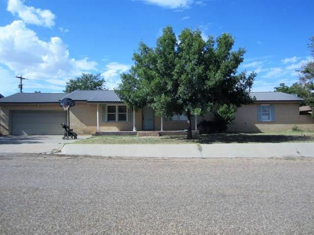 603 3rd Street, Plains, TX 79355 (MLS #201907938) :: McDougal Realtors