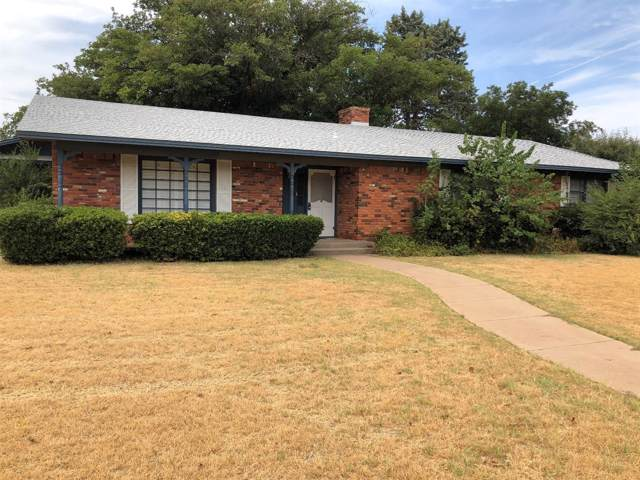 755 S 22nd Street, Slaton, TX 79364 (MLS #201907963) :: The Lindsey Bartley Team