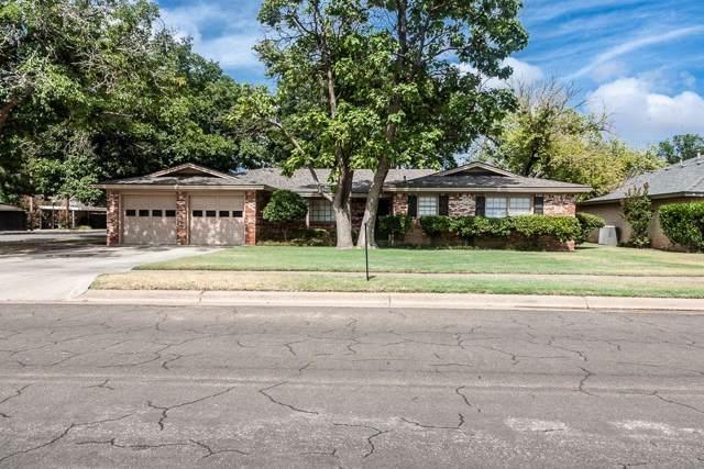 6201 Kenosha Drive, Lubbock, TX 79413 (MLS #201907978) :: Stacey Rogers Real Estate Group at Keller Williams Realty