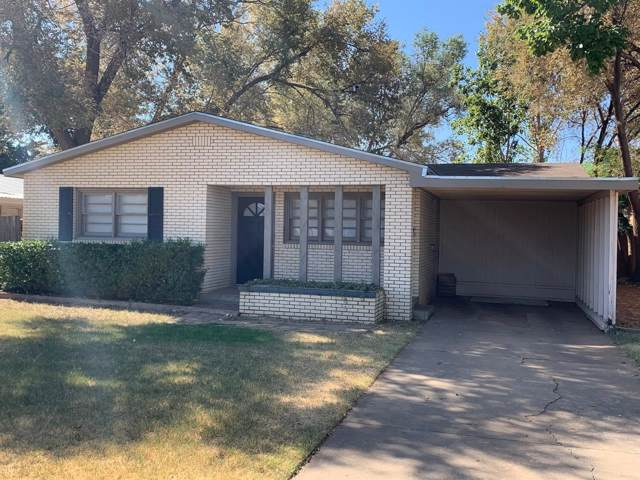 4605 35th Street, Lubbock, TX 79414 (MLS #201907985) :: Stacey Rogers Real Estate Group at Keller Williams Realty