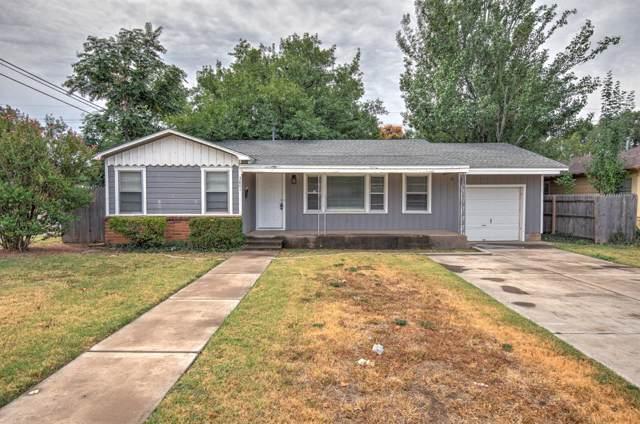 3801 32nd Street, Lubbock, TX 79410 (MLS #201907991) :: Lyons Realty