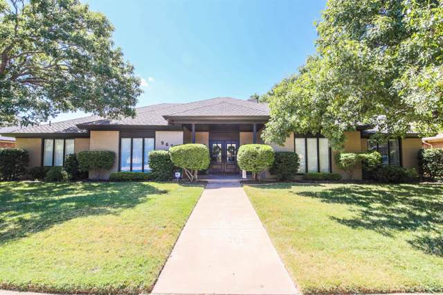 9608 Utica Drive, Lubbock, TX 79424 (MLS #201907994) :: Stacey Rogers Real Estate Group at Keller Williams Realty
