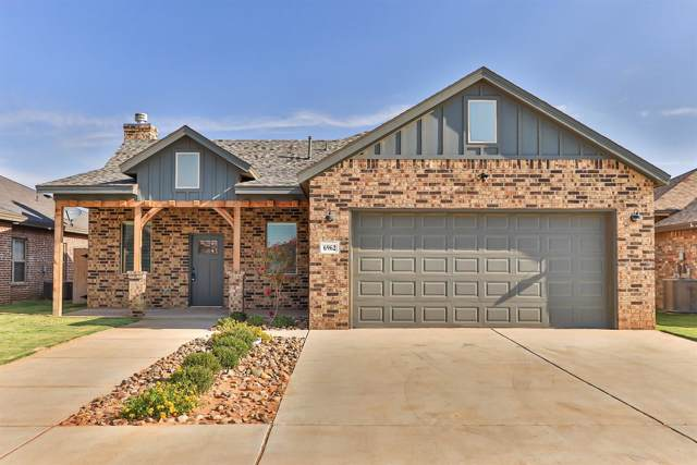 6962 22nd Place, Lubbock, TX 79407 (MLS #201908018) :: Lyons Realty