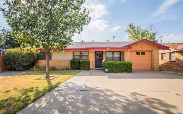 610 Bangor Avenue, Lubbock, TX 79416 (MLS #201908032) :: Lyons Realty