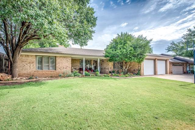 5218 85th Street, Lubbock, TX 79424 (MLS #201908041) :: Stacey Rogers Real Estate Group at Keller Williams Realty