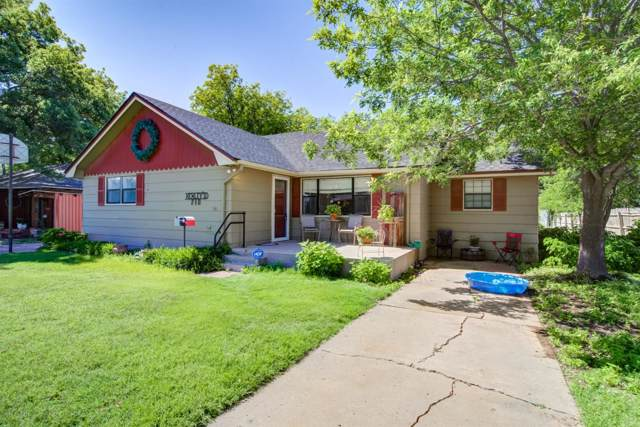 210 E 13th Street, Littlefield, TX 79339 (MLS #201908044) :: Reside in Lubbock | Keller Williams Realty