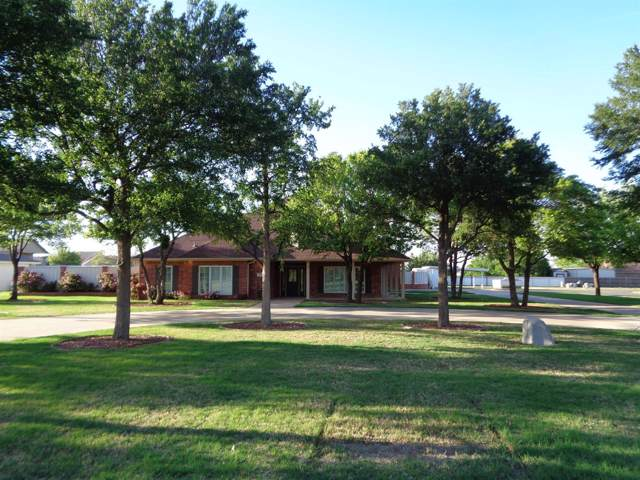 8704 153rd Street, Wolfforth, TX 79382 (MLS #201908047) :: Stacey Rogers Real Estate Group at Keller Williams Realty