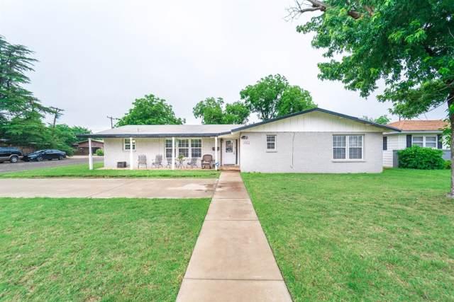 3701 42nd Street, Lubbock, TX 79413 (MLS #201908058) :: The Lindsey Bartley Team