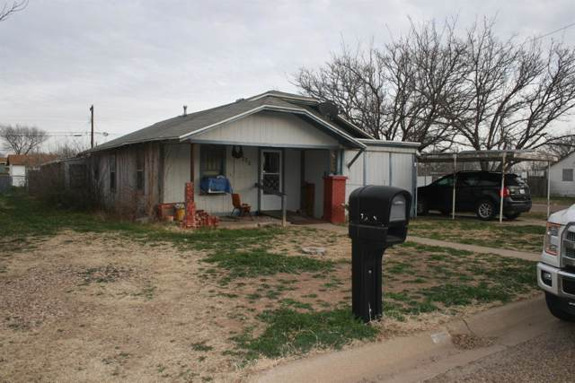 750 S 16th Street, Slaton, TX 79364 (MLS #201908064) :: McDougal Realtors