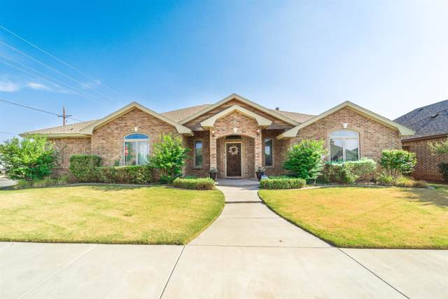 6101 74th Street, Lubbock, TX 79424 (MLS #201908074) :: The Lindsey Bartley Team