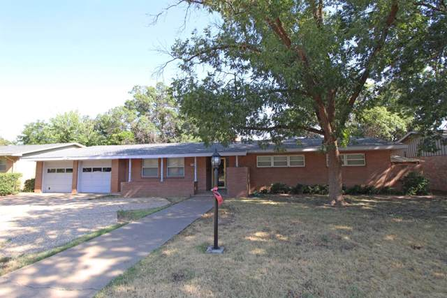 2720 55th Street, Lubbock, TX 79413 (MLS #201908078) :: Lyons Realty