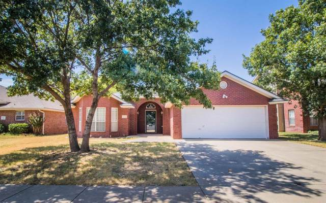 1002 Justice Avenue, Lubbock, TX 79416 (MLS #201908086) :: Stacey Rogers Real Estate Group at Keller Williams Realty