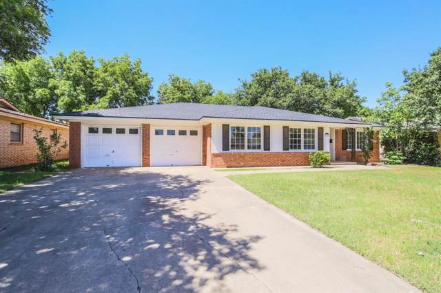 3712 69th Street, Lubbock, TX 79413 (MLS #201908091) :: Stacey Rogers Real Estate Group at Keller Williams Realty