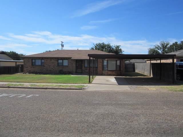 106 2nd Street, Plains, TX 79355 (MLS #201908117) :: McDougal Realtors