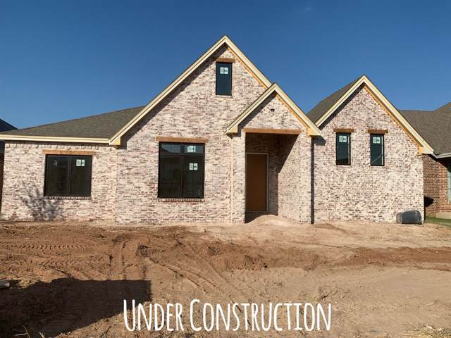 619 Calvin Drive, Wolfforth, TX 79382 (MLS #201908118) :: The Lindsey Bartley Team