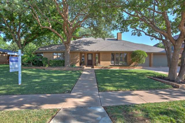 4016 88th Street, Lubbock, TX 79423 (MLS #201908135) :: Stacey Rogers Real Estate Group at Keller Williams Realty